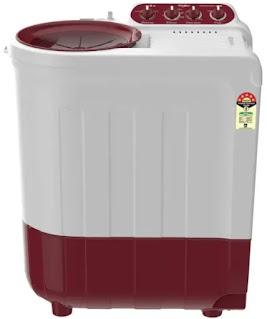 Whirlpool 7.2 kg Semi-Automatic Top Loading Washing Machine (ACE SUPREME 7.2)