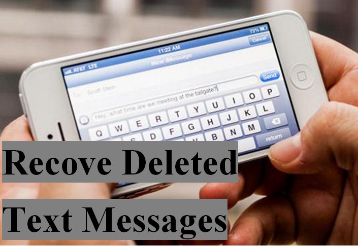 recovering text messages iphone how to recover deleted text messages on iphone 5 update 15950