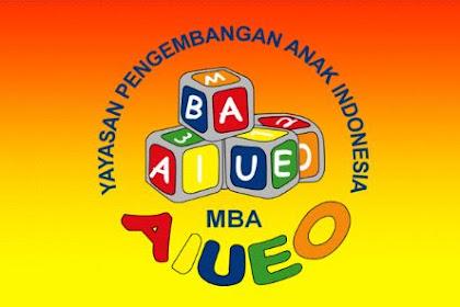 Lowongan Kerja Bimba Aiueo Pekanbaru Mei 2019