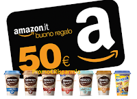 Logo Concorso ''Estate 2018 - Shakissimo/ Shake'': vinci 126 buoni Amazon da 50€