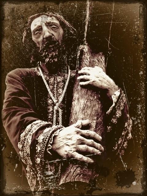 Santo Cristo de las Injurias. Amancio González. 1995. Cofradía del Santo Cristo del Desenclavo. Foto G. Márquez.