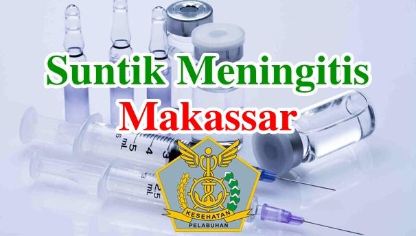 Alamat Tempat Suntik Vaksin Meningitis di Makassar