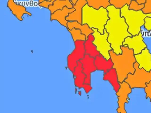 Συνεχίζεται το τοπικό lockdown στη Μεσσηνία