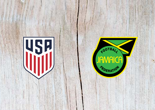 USA vs Jamaica Full Match & Highlights 6 June 2019