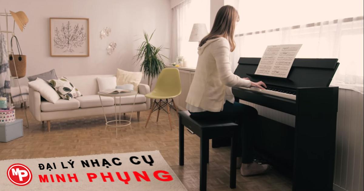 Đàn piano điện Yamaha YDP-143 và YDP-163 khác nhau như thế nào?