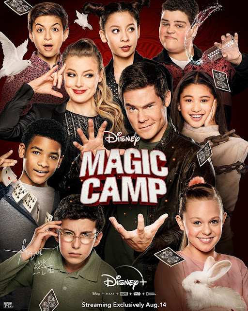 Disney's Magic Camp Official Trailer New Disney+ Show