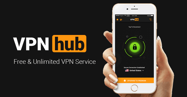 Free VPN Service With New PornHub App
