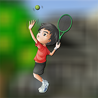 AvmGames Tennis Boy Escap…