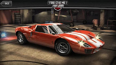 CSR Classics MOD APK+DATA Full For Android Hack v3.0.1 Unlimited Money Terbaru 2018