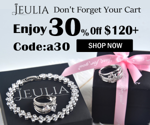 Jeulia Fashion Jewelry Online Big Sale
