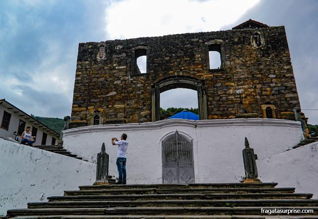 Igreja do Rosário, Sabará, Minas Gerais