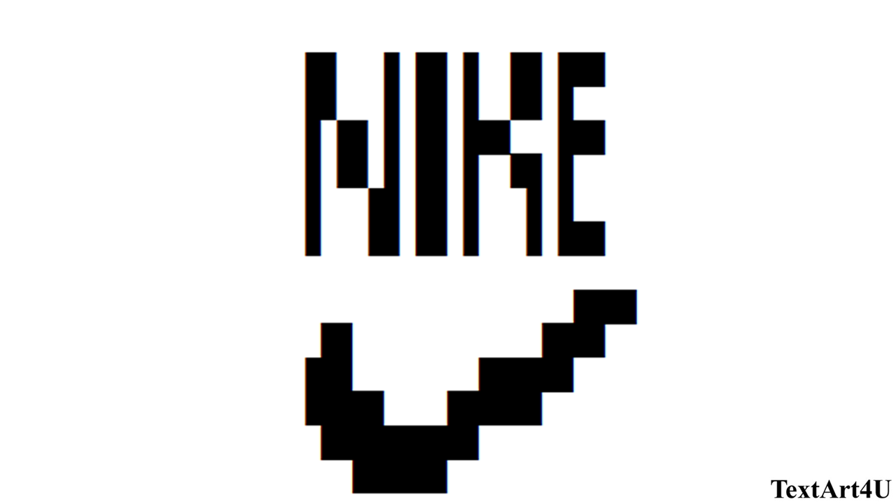 Cool ASCII Text Art 4 U