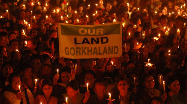 Gorkhaland, The Catch-22 Situation