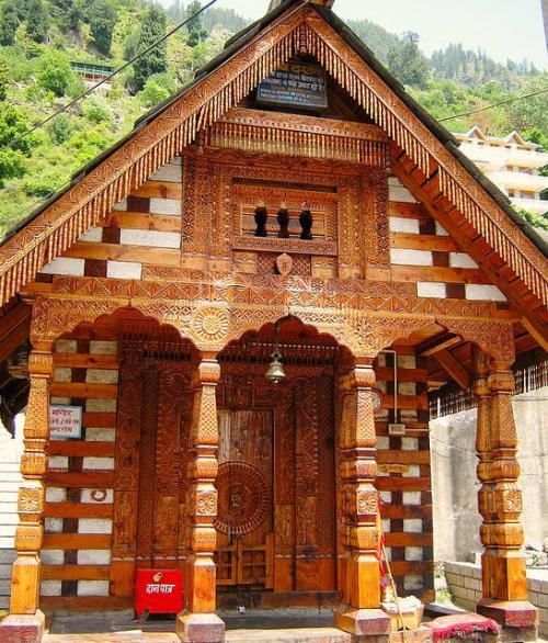 Manali Attraction - Vashistha Rishi Temple