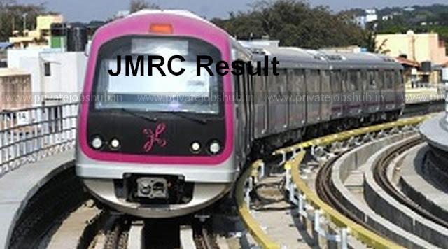 JMRC Result