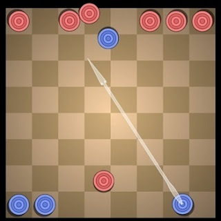 Angry Checkers