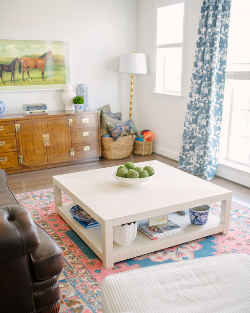 Serena and Lily Blake Coffee Table Review