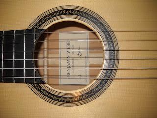 Benjamin Webb guitar