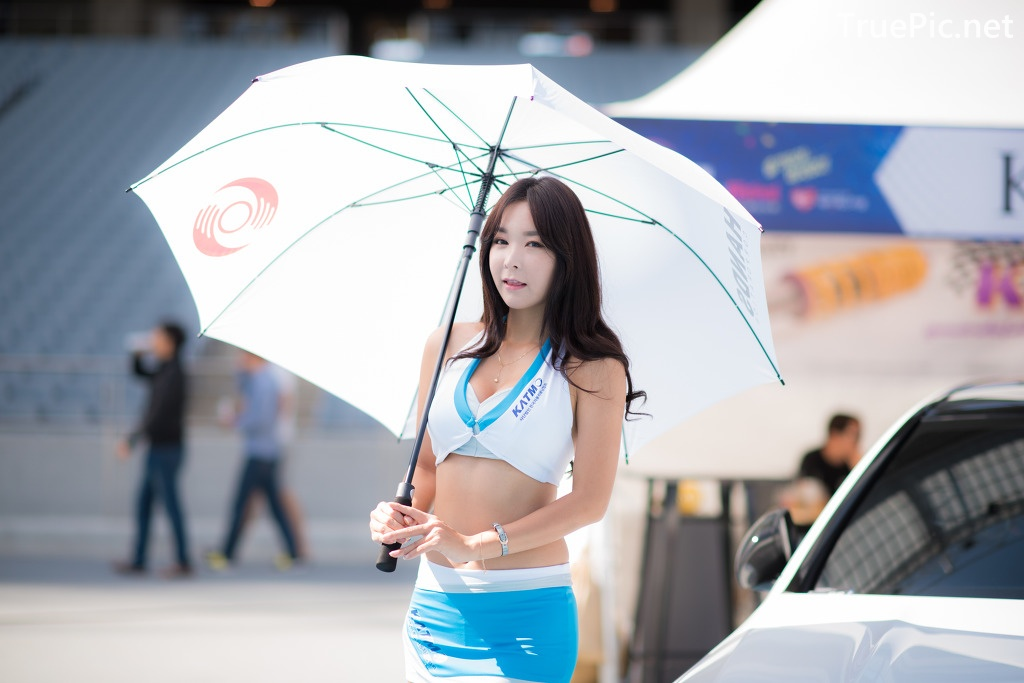Image Korean Racing Model - Han Soul At Incheon Korea Tuning Festival - TruePic.net - Picture-3