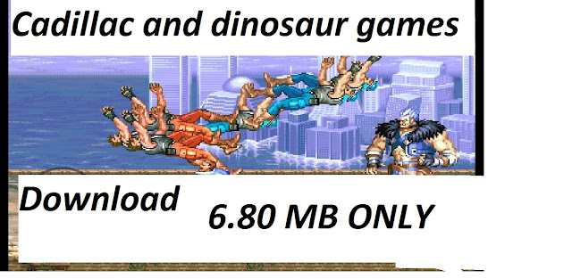 Cadillac and Dinosaurs games Mustafa  Download with 20 Gun for pc