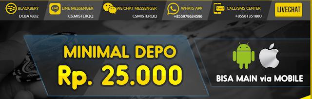 Situs DominoQQ Online 24