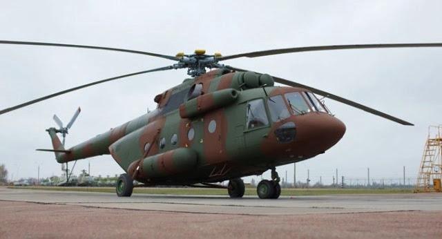Авіакон завершує ремонт Ми-17 за НАТОвіським контрактом