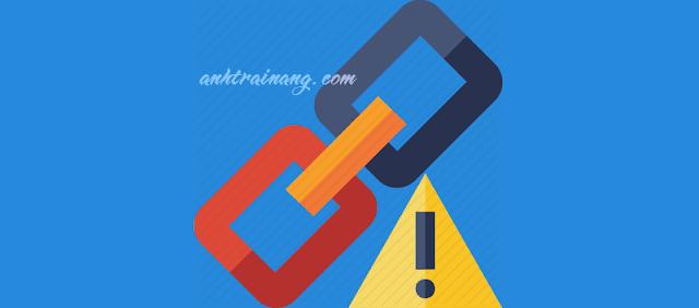 Hiện cảnh báo chống spam link ở comment blogspot
