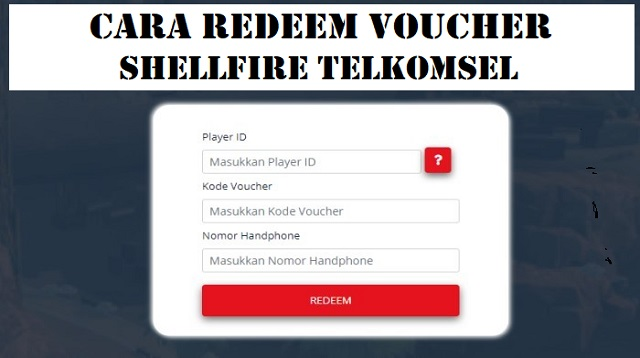 cara menggunakan voucher shellfire
