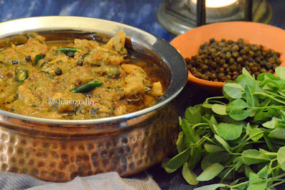 Methi Pepper Mutton