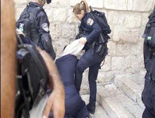 """HEBOH"" W15 WARGA PALESTINA KEMBALI TERLUKA, RATUSAN POLISI ISRAEL MASUKI MASJIDIL AQSA"
