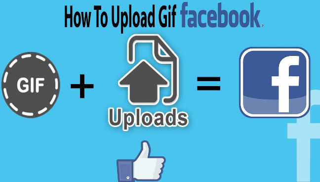 Upload Gif To Facebook
