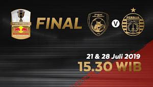 Inilah Jadwal Final Piala Indonesia (Leg Pertama dan Kedua)