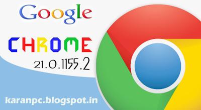 Chrome 21.0.1163.048