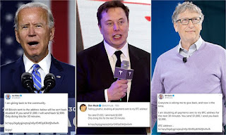 Joe Biden, Barack Obama, Elon Musk and Bill Gates and other high-profile Twitter accounts were hijacked in attack on Wednesday