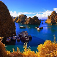 Halong bay Vietnam, halong bay beautiful photo