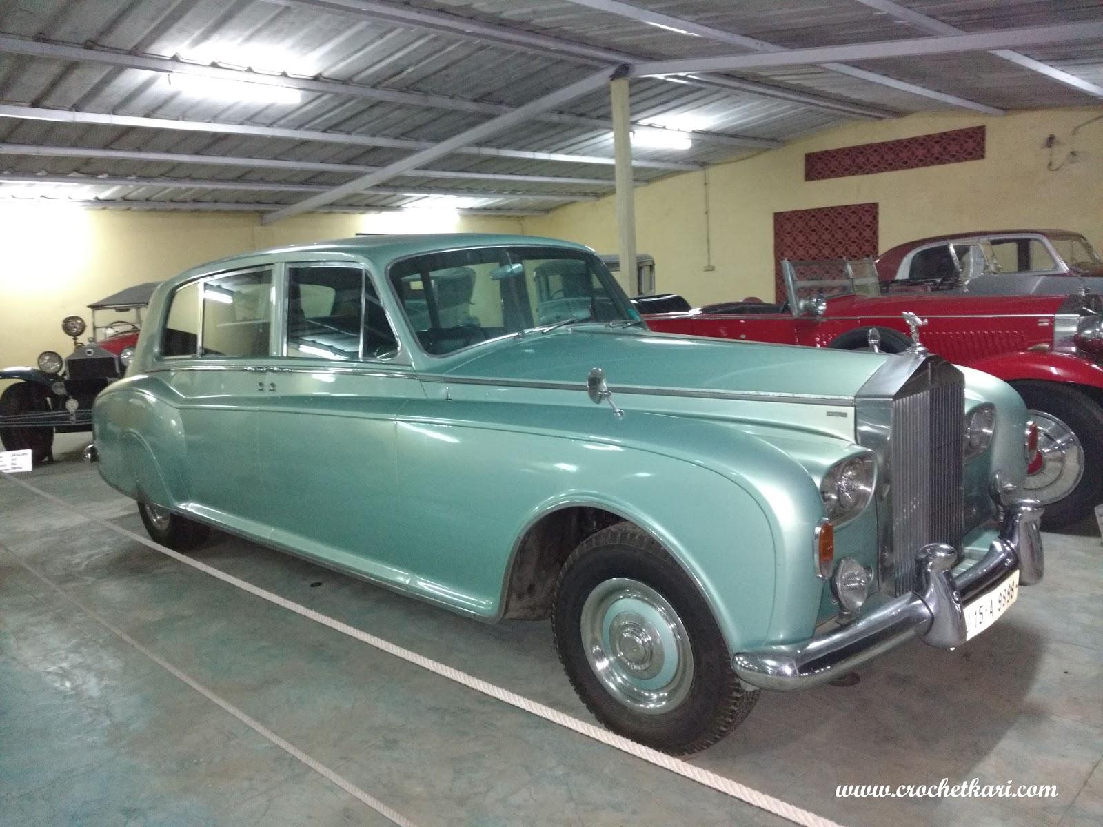 Crochetkari: Vintage Car Museum, Ahmedabad