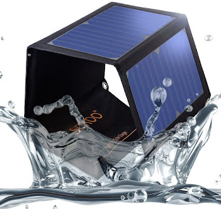 SOKOO 22W 2-Port USB Solar Charger