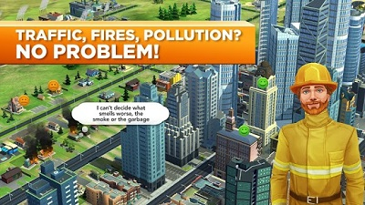 Download free android game SimCity BuildIt Mod Apk