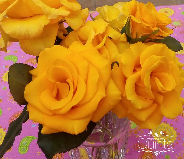 Rosas Amarelas, favoritas e muito amadas!!