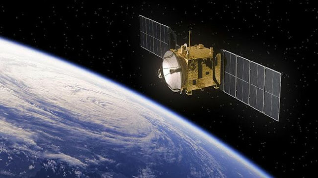 Pengertian Satelit Adalah
