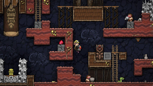 Spelunky 2 better than the first episode