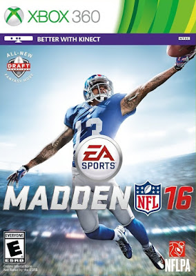 Madden NFL 16 XBOX360 free download full version