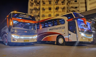 Sewa Bus Jogja Tujuan Malang dan Surabaya