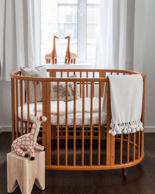 Scandinavian Baby Nursery: My Scandinavian Home: Finn's Cute Bedroom