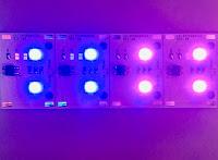 Led RGB per pulsantiera citofonica