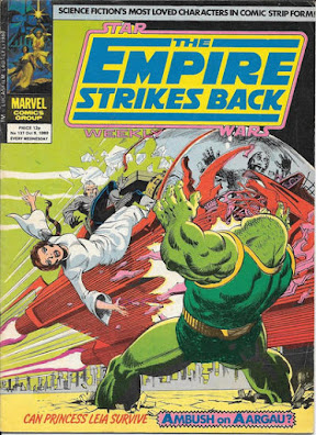 The Empire Strikes Back Weekly #137