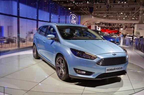 Форд-Фокус 2015 года в России