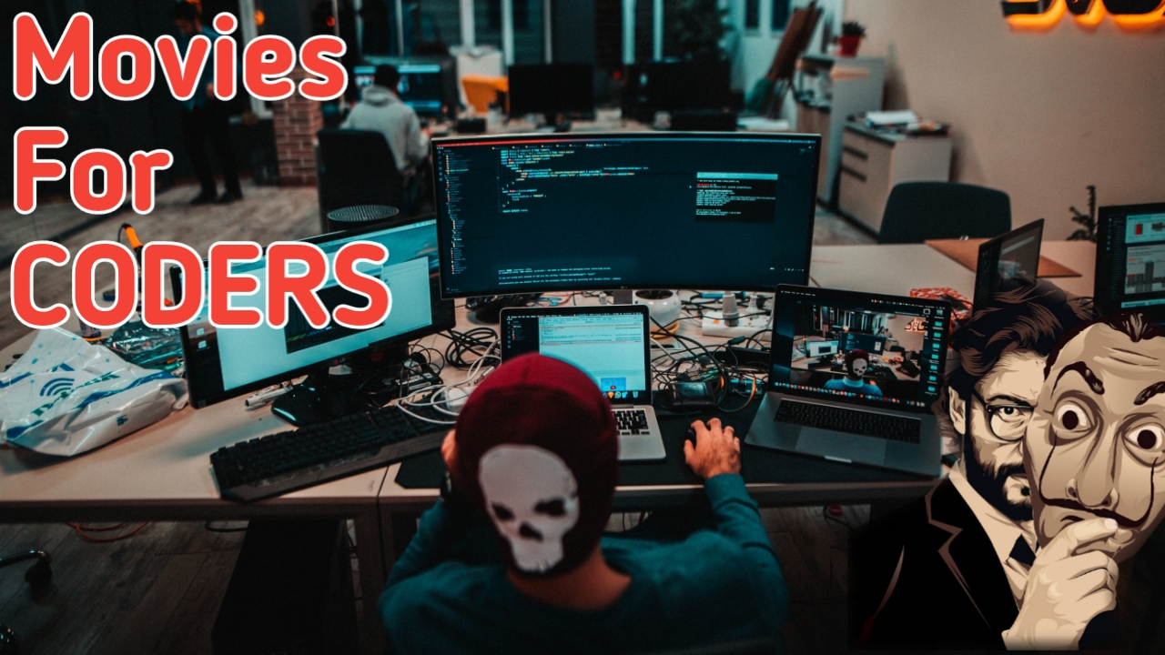 6 best movies for coders and programmers