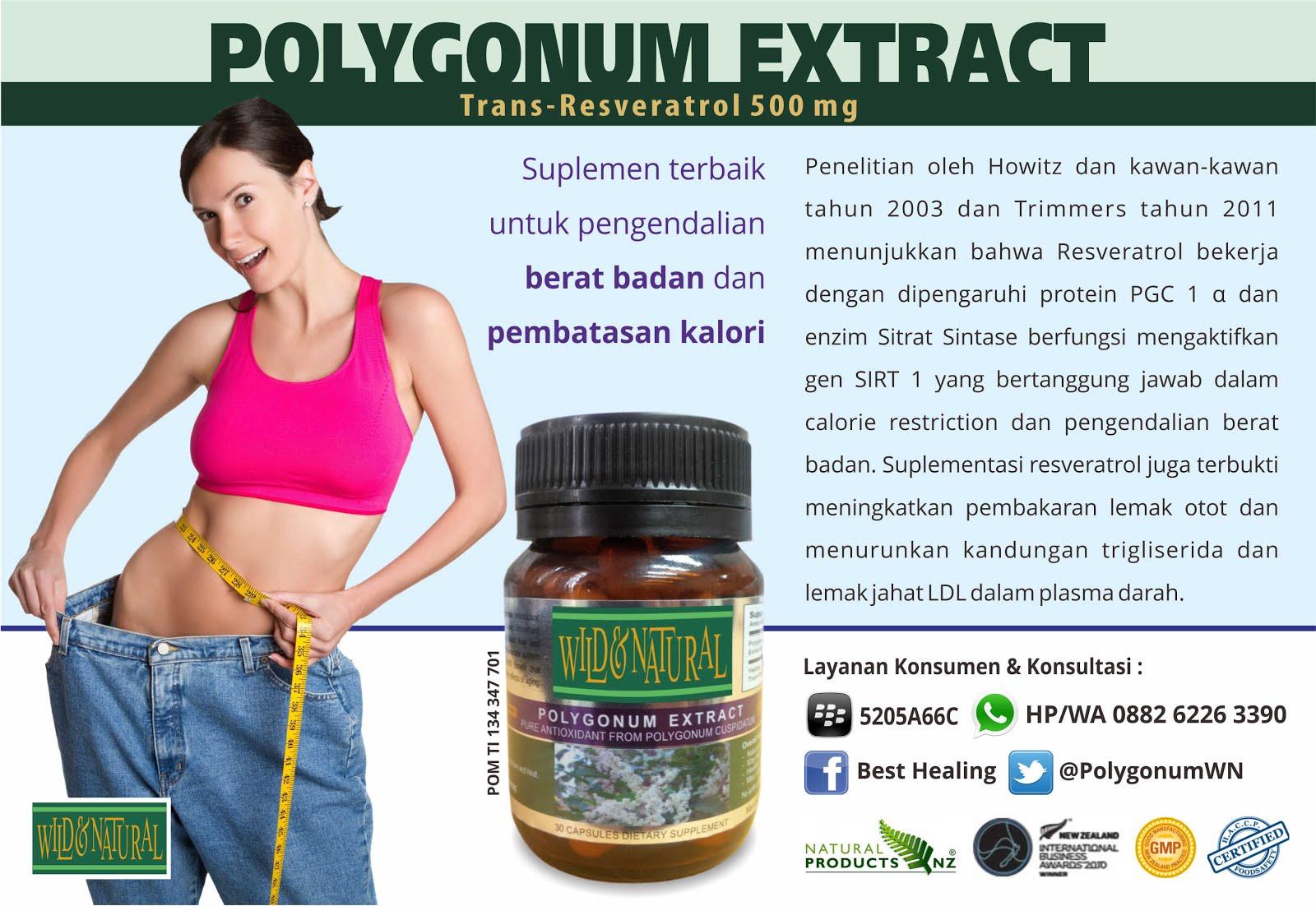 4 suplemen kuruskan badan yang berkesan dan selamat untuk digunakan