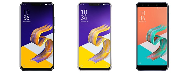ASUS ZenFone 5 series Launched in the Philippines